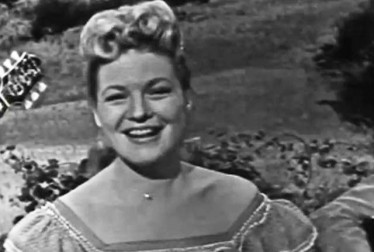 Gail Davis Footage from Bob Hope Show and Specials