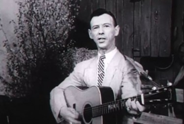 Hank Snow Footage from Country Style U.S.A.