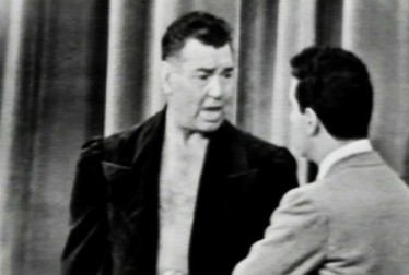Jack Dempsey Footage from Bob Hope Show and Specials