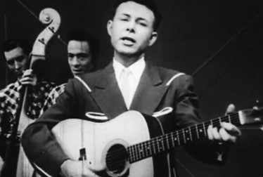 Jim Reeves Footage from Country Style U.S.A.