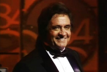 Johnny Cash Footage from Bob Hope Show and Specials