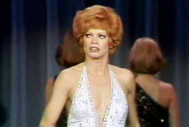 Juliet Prowse Footage from Bob Hope Show and Specials