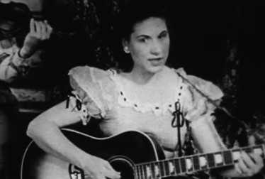 Kitty Wells Footage from Country Style U.S.A.