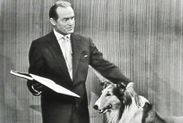 Lassie Footage from Bob Hope Show and Specials