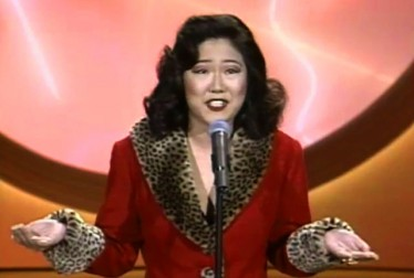 Margaret Cho Footage from Bob Hope Show and Specials