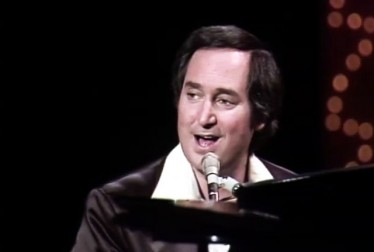 Neil Sedaka Footage from Bob Hope Show and Specials