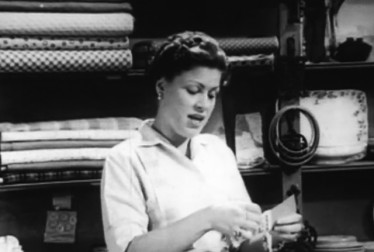 Patsy Cline Footage from Country Style U.S.A.