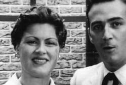 Patsy Cline and Faron Young