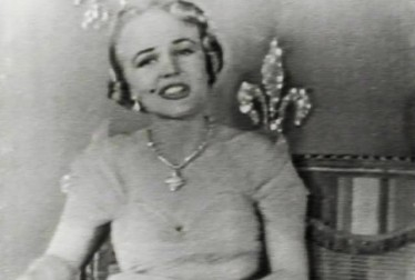 Peggy Lee Footage from Bob Hope Show and Specials