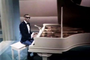 Ray Charles Footage from Bob Hope Show and Specials