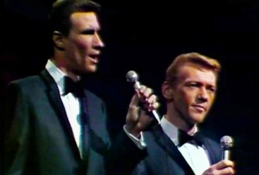 The Righteous Brothers Footage from Bob Hope Show and Specials
