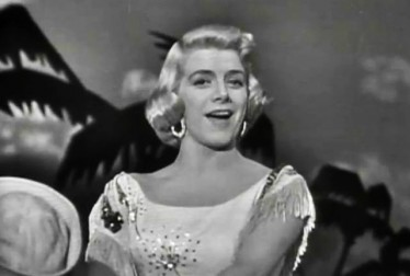 Rosemary Clooney Footage from Bob Hope Show and Specials