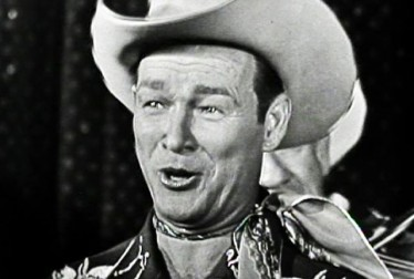 Roy Rogers Footage from Bob Hope Show and Specials