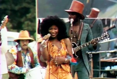 Rufus featuring Chaka Khan Footage from Bob Hope Show and Specials