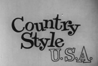 Country Style U.S.A. Library Footage