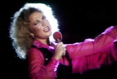 Tanya Tucker Footage from Bob Hope Show and Specials