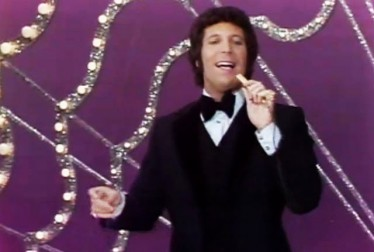 Tom Jones Footage from Bob Hope Show and Specials