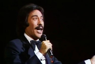 Tony Orlando Footage from Bob Hope Show and Specials