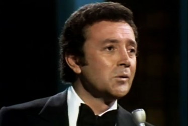 Vic Damone Footage from Bob Hope Show and Specials