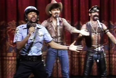 Village People Footage from Bob Hope Show and Specials