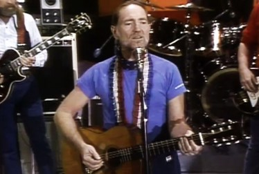 Willie Nelson Footage from Bob Hope Show and Specials