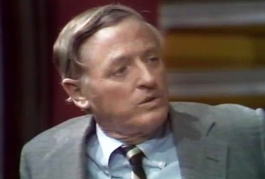 William F. Buckley Footage from Stanley Siegel Collection