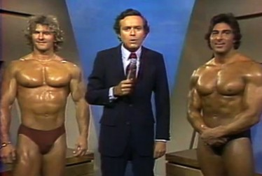 Bodybuilders Footage from Stanley Siegel Collection