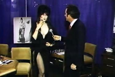 Elvira Footage from Stanley Siegel Collection