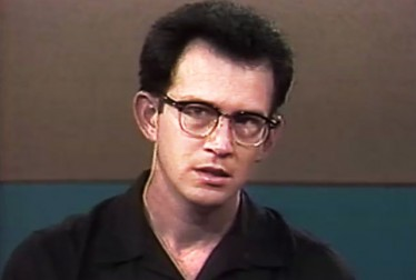 Gary Panter Footage from Stanley Siegel Collection