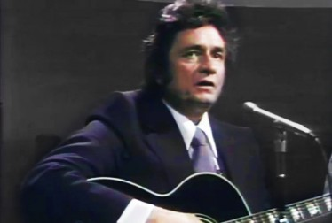 Johnny Cash Footage from Stanley Siegel Collection