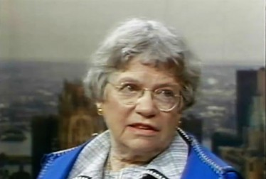 Margaret Mead Footage from Stanley Siegel Collection