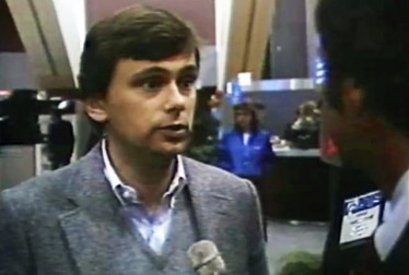 Pat Sajak Footage from Stanley Siegel Collection