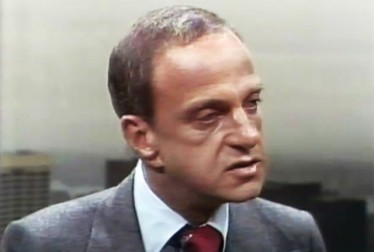 Roy Cohn Footage from Stanley Siegel Collection