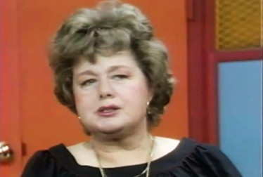 Shelley Winters Footage from Stanley Siegel Collection