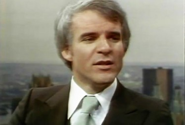 Steve Martin Footage from Stanley Siegel Collection