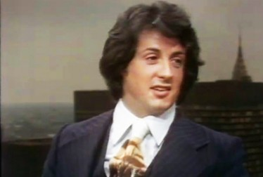 Sylvester Stallone Footage from Stanley Siegel Collection