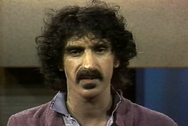 Frank Zappa Footage from Stanley Siegel Collection