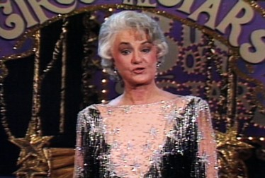 Bea Arthur Footage from Circus of the Stars