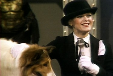 Bernadette Peters Footage from Circus of the Stars