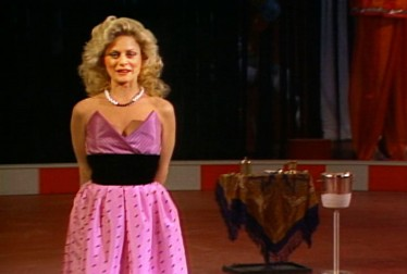 Beverly D'Angelo Footage from Circus of the Stars