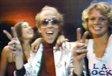 Bob Welch on Hollywood Heartbeat Footage
