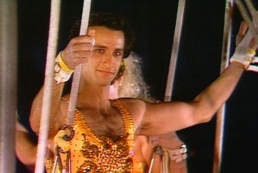 Bronson Pinchot Footage from Circus of the Stars