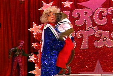 Carol Channing Footage from Circus of the Stars