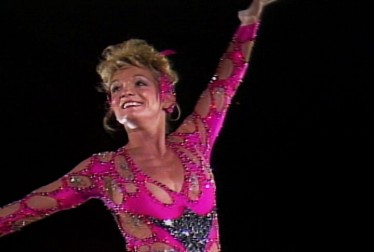 Cathy Rigby Footage from Circus of the Stars