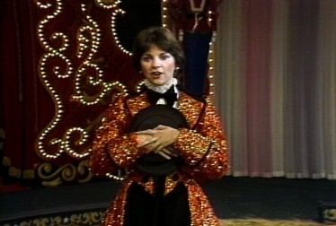 Cindy Williams Footage from Circus of the Stars