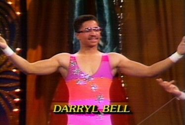 Darryl Bell Footage from Circus of the Stars