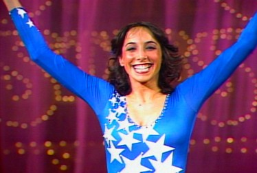 Didi Conn Footage from Circus of the Stars