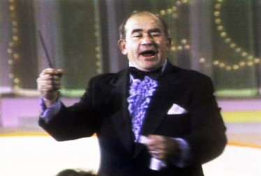 Ed Asner Footage from Circus of the Stars