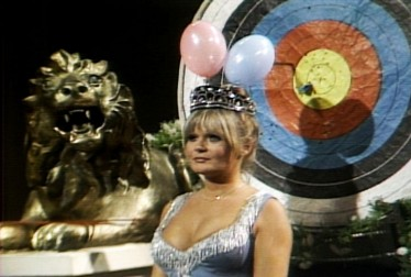 Elke Sommer Footage from Circus of the Stars