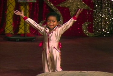 Emmanuel Lewis Footage from Circus of the Stars